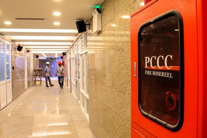 pccc chung cư