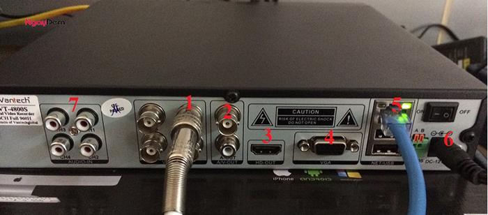 Hướng dẫn lắp đặt camera an ninh