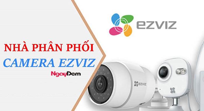Bảng báo giá nhà phân phối camera ezviz