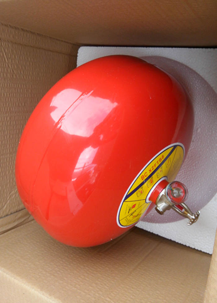 quả cầu chữa cháy 8kg